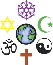 Clip Art Religious Symbols .