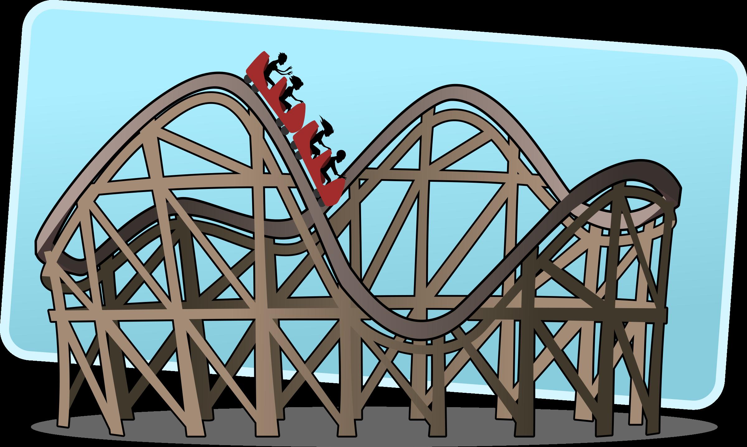Clip Art Roller Coaster Clip Art fun roller coaster clipart clipartall big image png