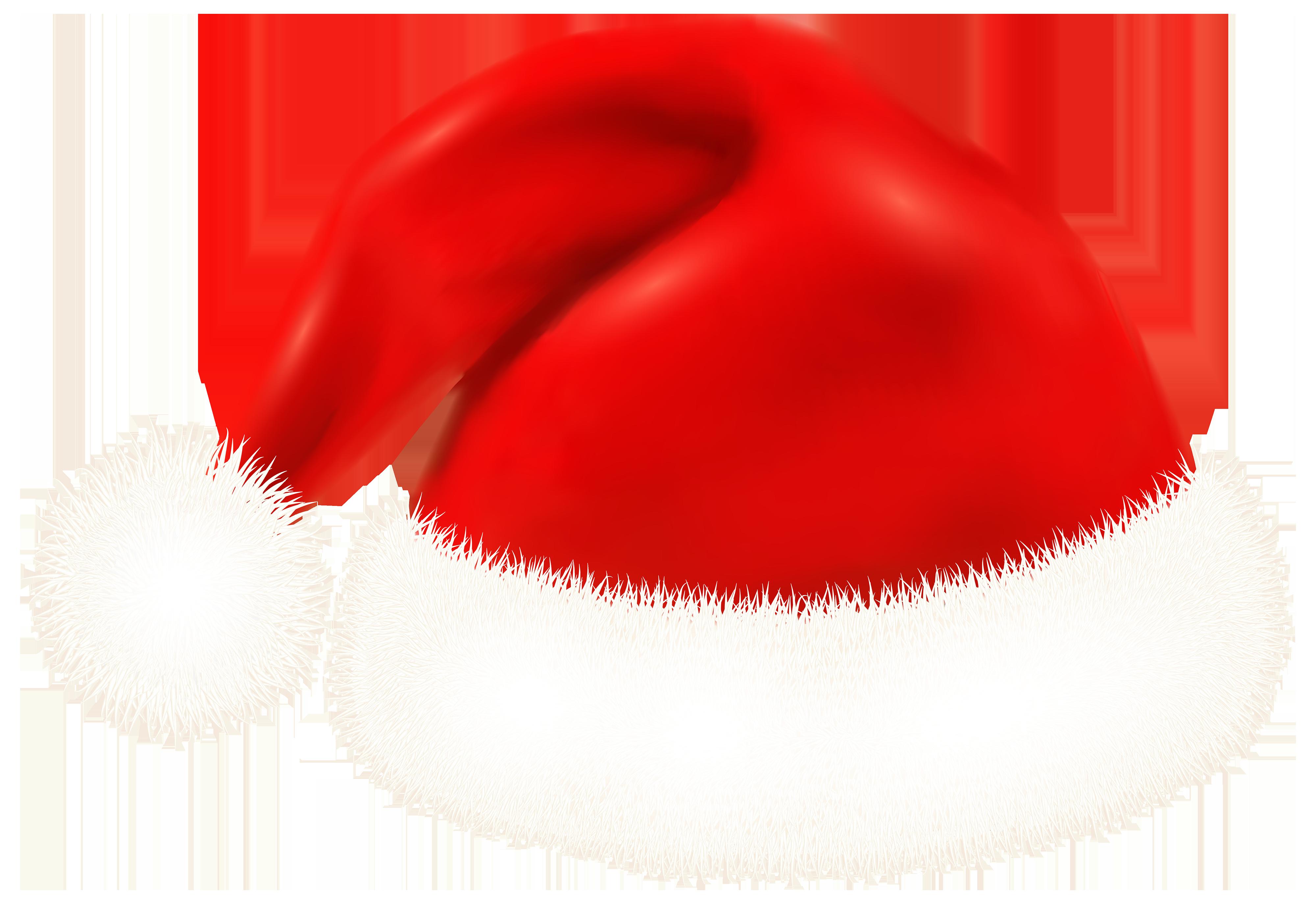Clip Art Santa Claus Hat