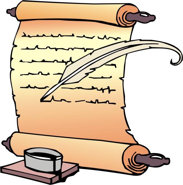 Clip Art Scroll-Clip Art Scroll-3