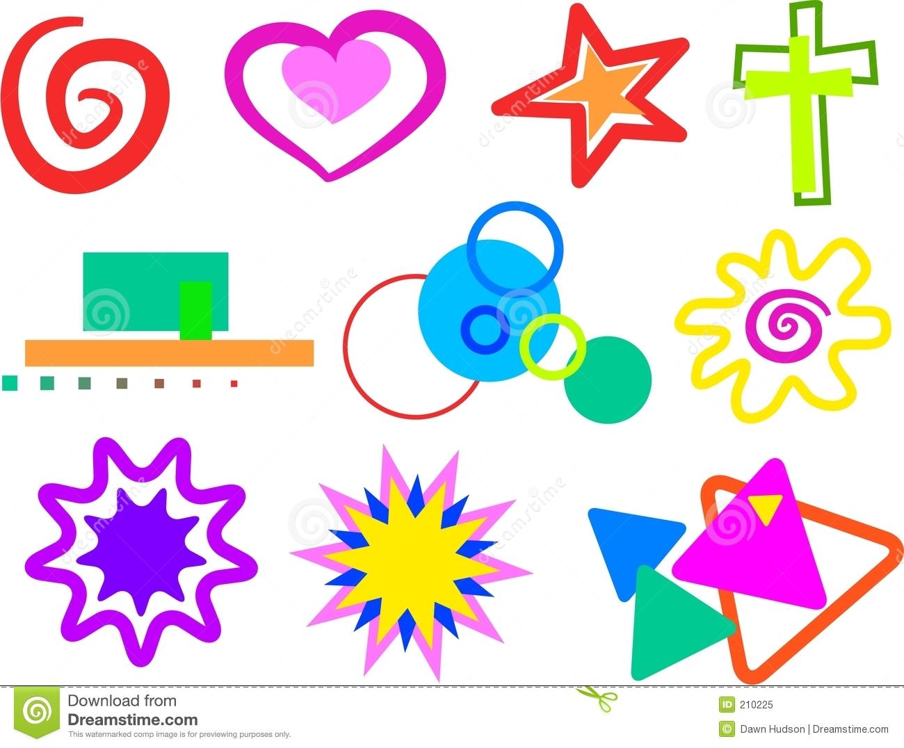 Clip Art Shapes Free Clip Art .-clip art shapes free clip art .-2