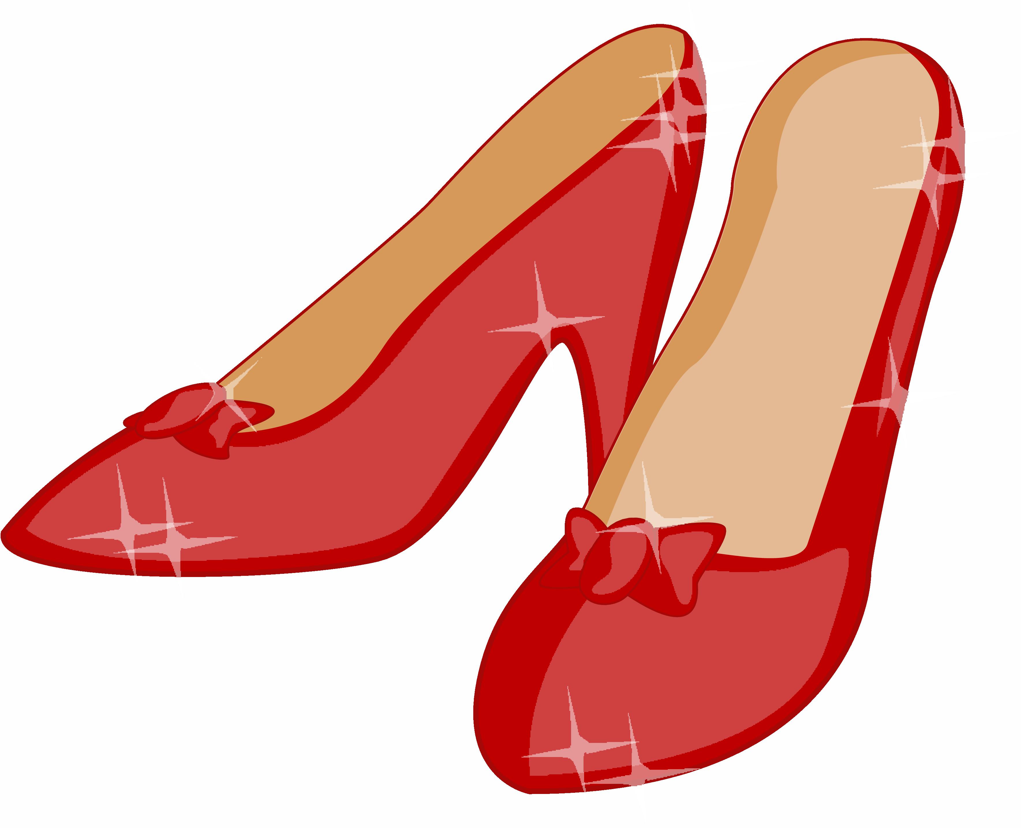 Clip Art Shoes