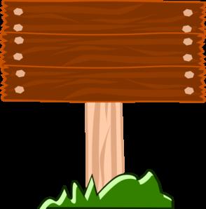Clip Art Sign Clipart Free Wooden Sign C-Clip Art Sign Clipart free wooden sign clipart clipartall wood street clip art-3