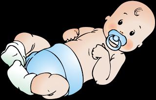 clip art; Silly Stupid . - Newborn Clipart