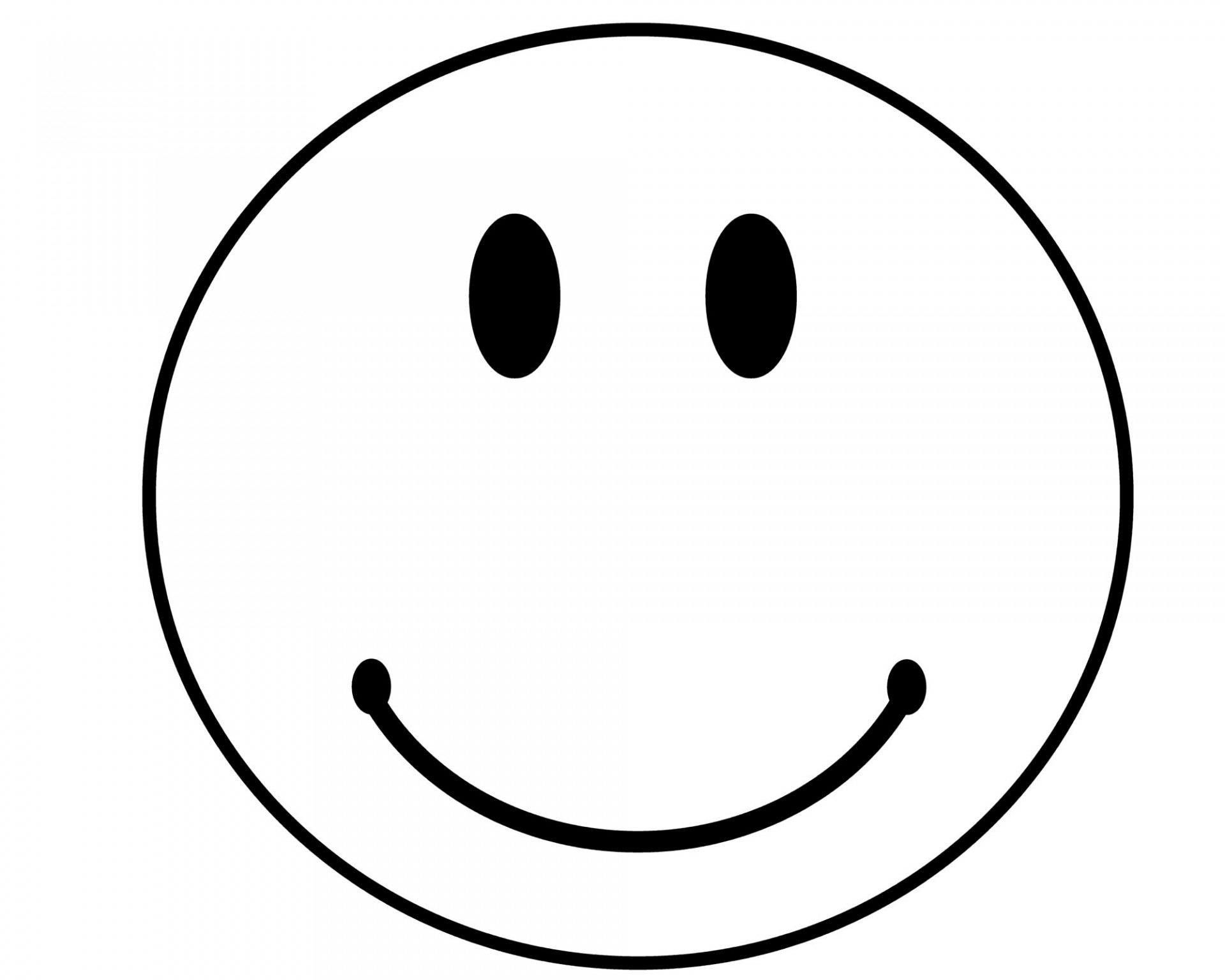 Clip Art Smiley Face