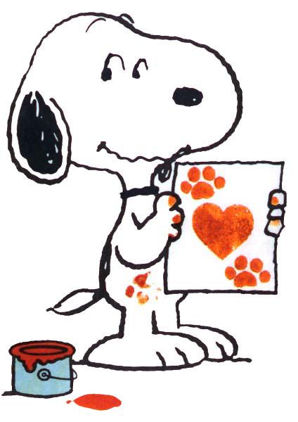 Clip Art Snoopy Clip Art