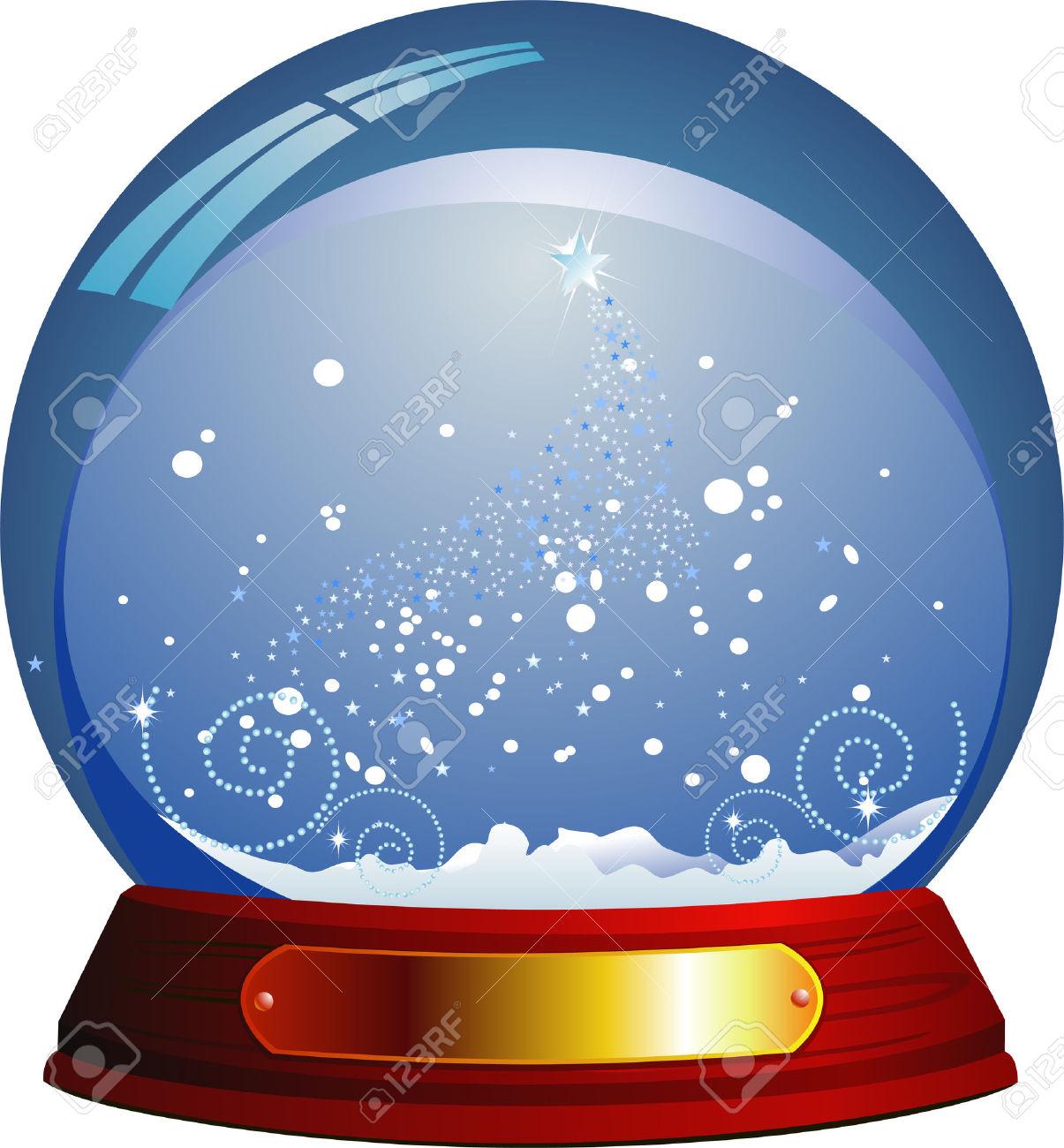 Clip Art Snow Globe Clipart snow globe live clipart clipartfox vector globe