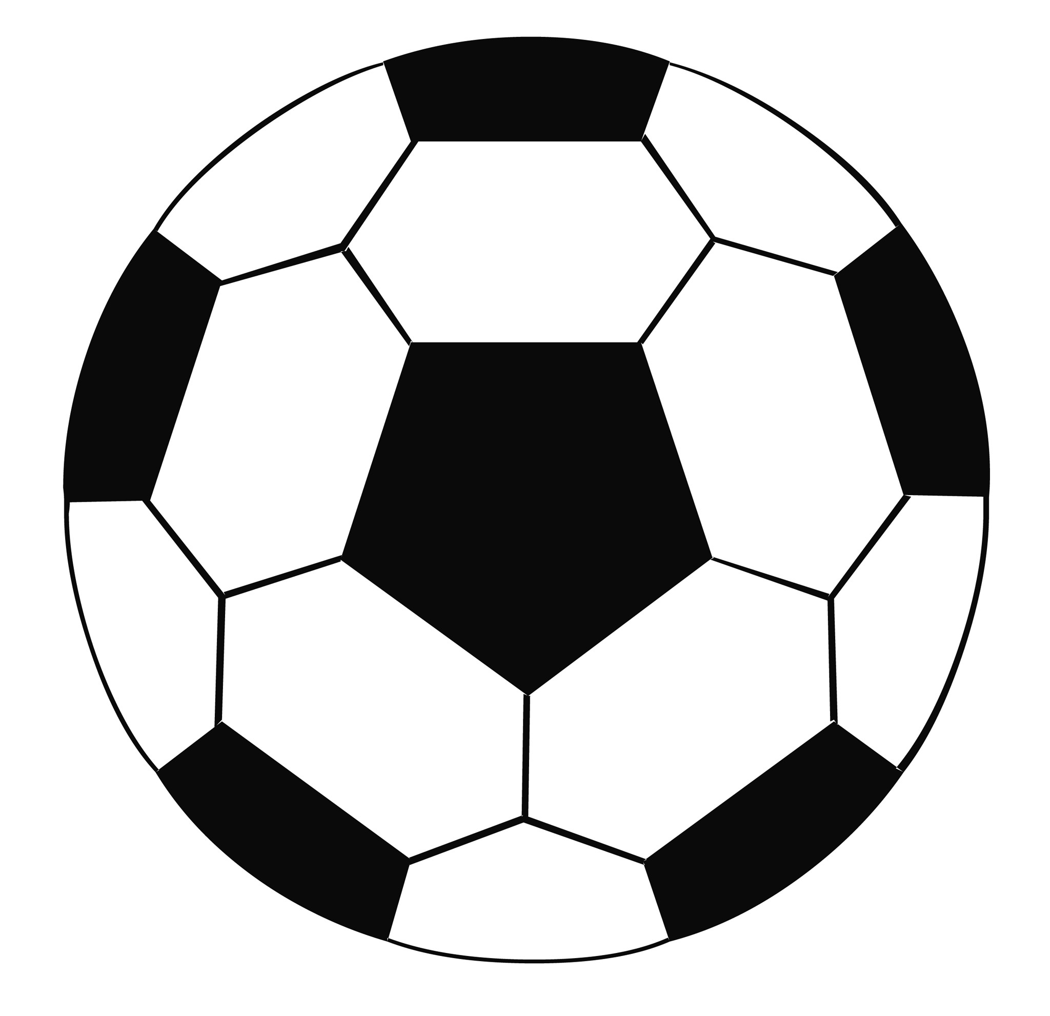 ... clip art soccer ball; Fre - Soccerball Clip Art