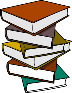 Clip art stack of books clipart