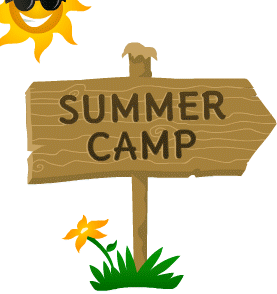 Clip art summer camp - ClipartFest