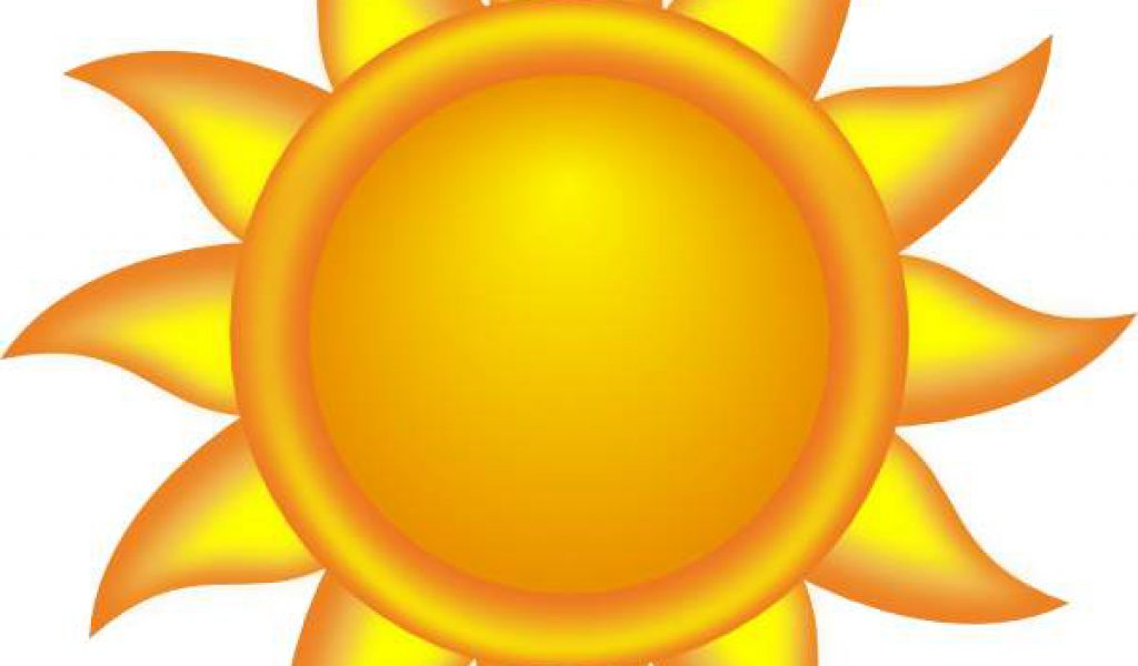 Clip Art Sun