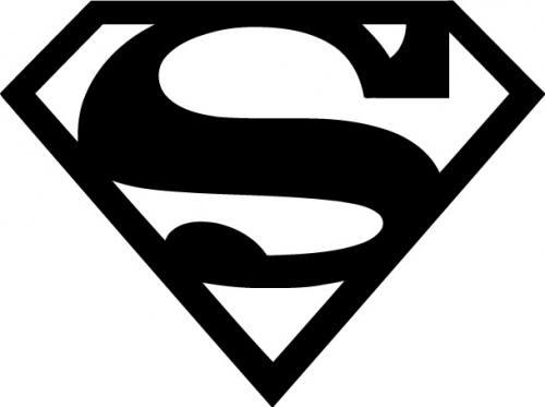 Clip Art Superman Logo-Clip Art Superman Logo-2