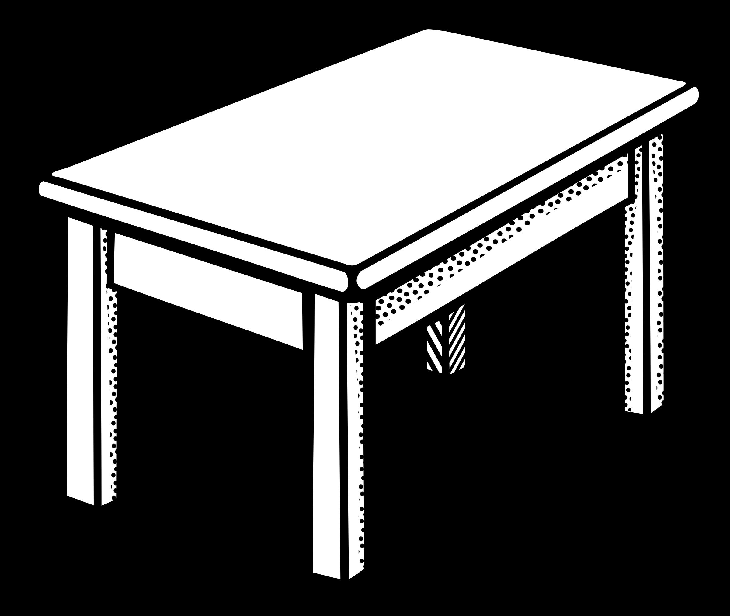 Clip art tables clipartall