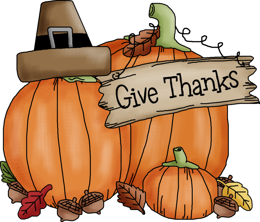 Clip Art Thanksgiving