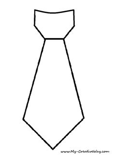Clip Art Tie Clip Art black and white tie clipart clipartall templates ties father