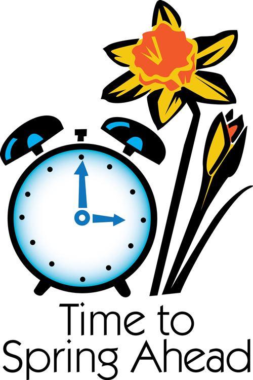 Clip Art Time Change Clipart