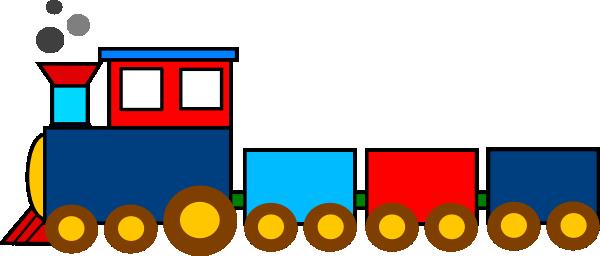 Clip Art Train - Clipart library