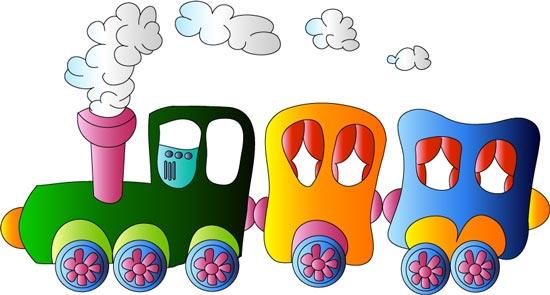 Clip art train free clipart i - Toy Train Clipart