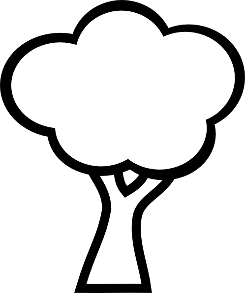 Clip Art Tree Branches Black And White | Clipart library - Free