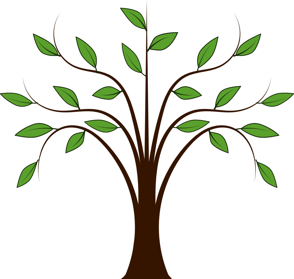 Clip Art Tree - Clipart library