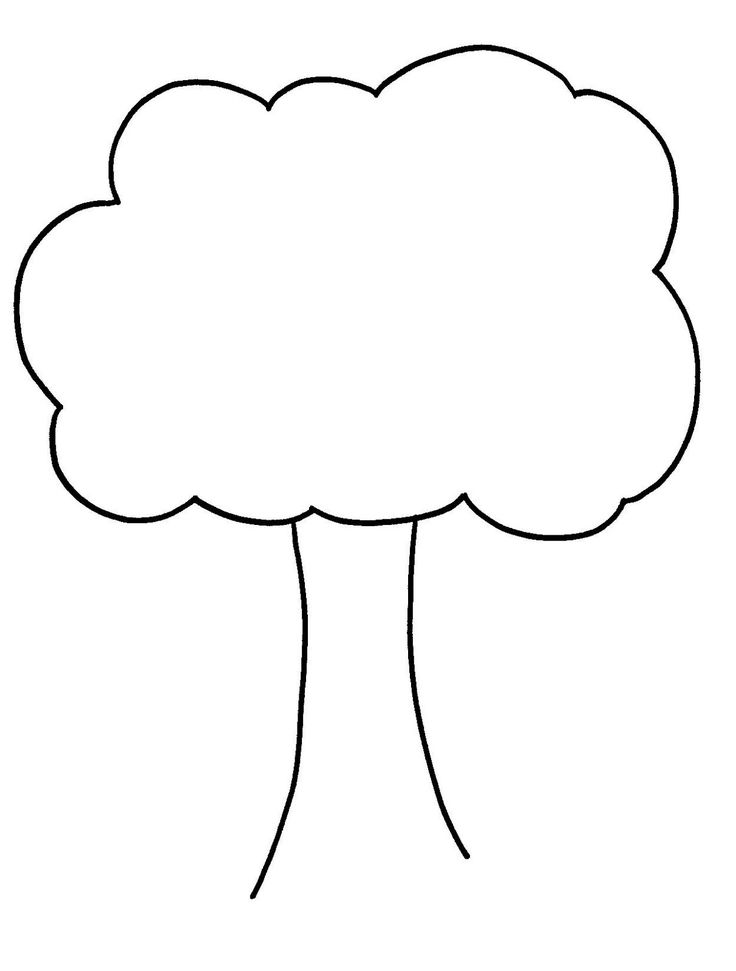 Clip Art Tree Outline Clipart Panda Free Clipart Images