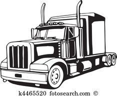 Clip Art. Truck