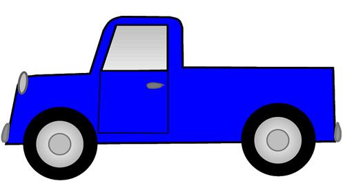 Clipart Trucks