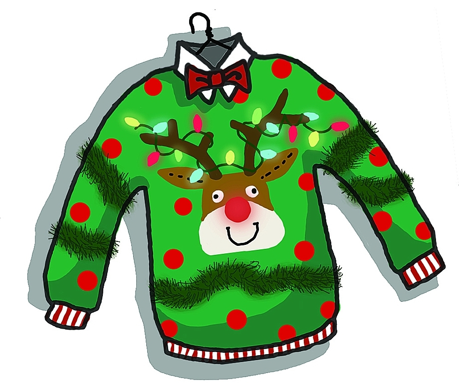 Christmas Sweater Clipart.36 Ugly Christmas Sweater Clipart Clipartlook