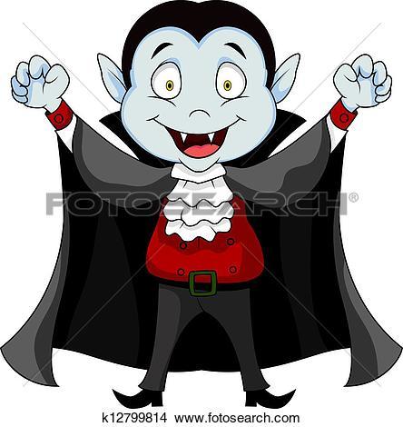Vampire Clip Art