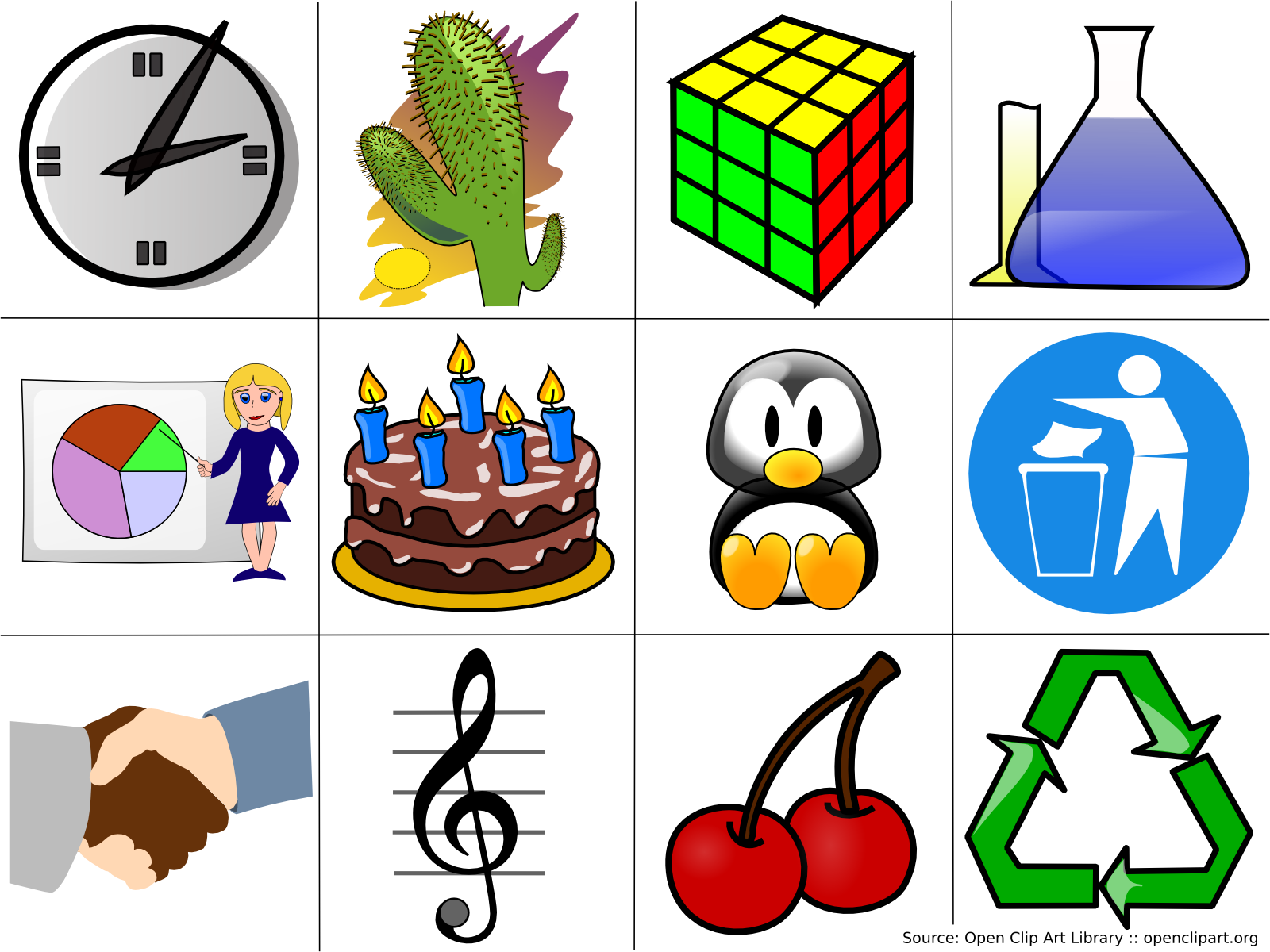 Clip art - Wikipedia, the free encyclopedia