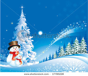 Clip Art Winter Scene Clipart winter scenery clipart clipartfox snowmen in  a scene