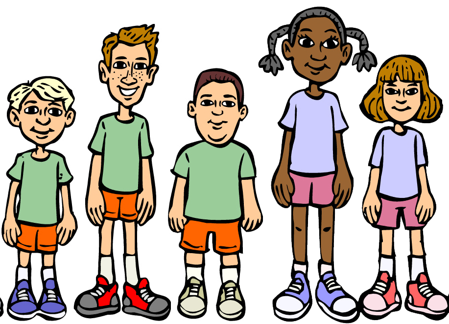 Clip Art Youth