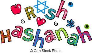 Clip Artby maximmmmum0/1; Rosh Hashanah Jewish New Year Carto - Simple hand  drawn.