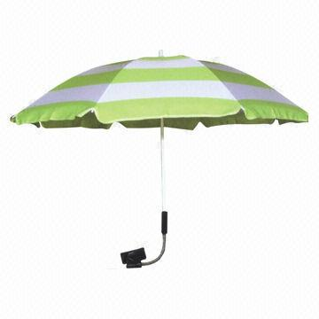 Clip Beach Umbrella, Can be F - Clip On Umbrella
