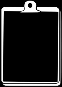 Clip board clip art - ClipartFox .