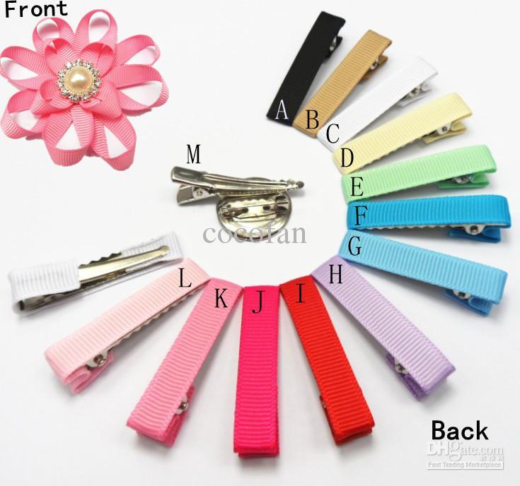 clip hair bows