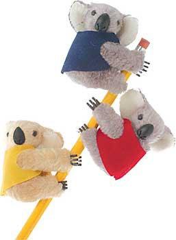 Clip-on Koala