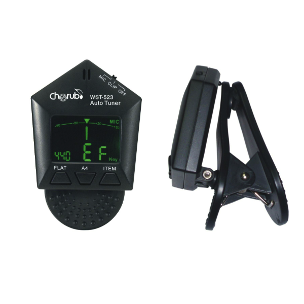 Clip On Ukulele Tuner
