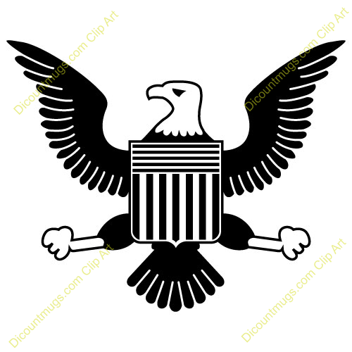 Clipart 11484 American Eagle American Eagle Mugs T Shirts Picture
