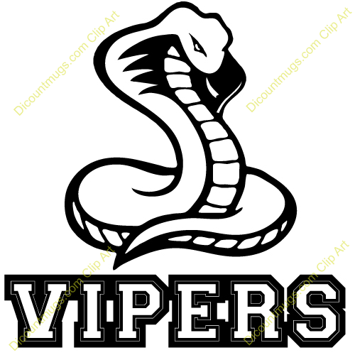 Clipart 12311 Vipers Vipers .