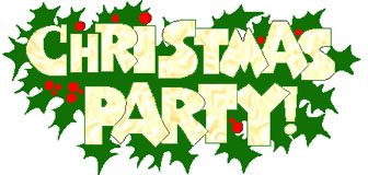 clipart christmas party
