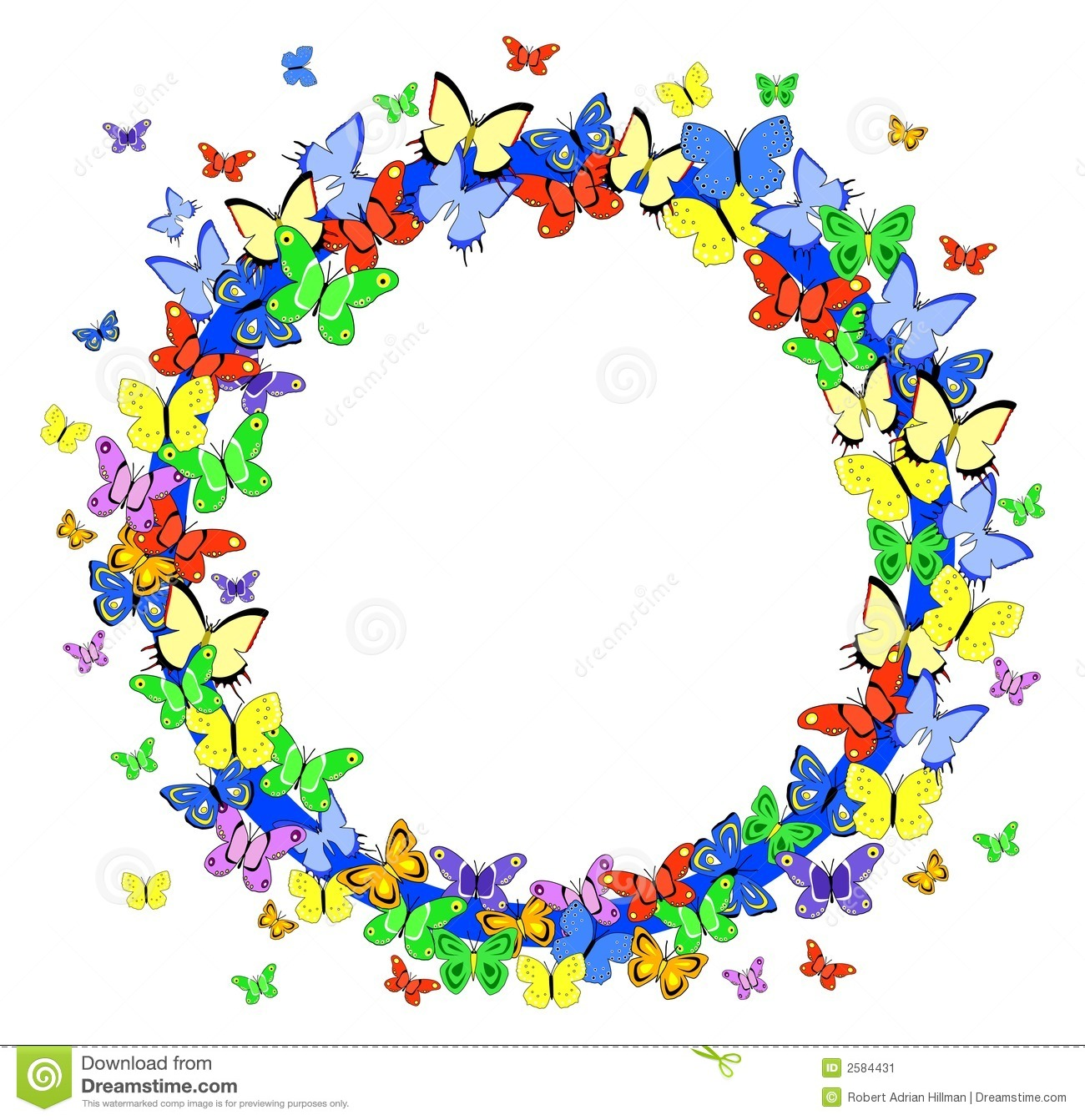 clipart flowers and butterflies-clipart flowers and butterflies-4