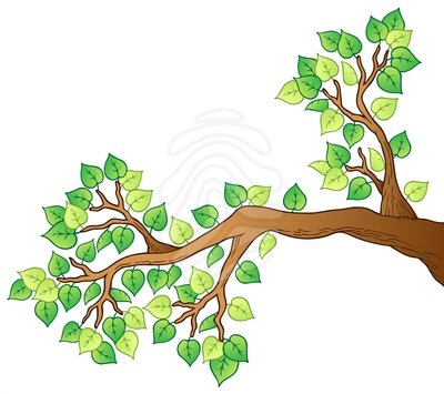 Clipart Tree With Branches-clipart tree with branches-9