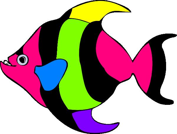 Clipart Tropical Fish-clipart tropical fish-1