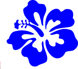 clipart tropical flowers