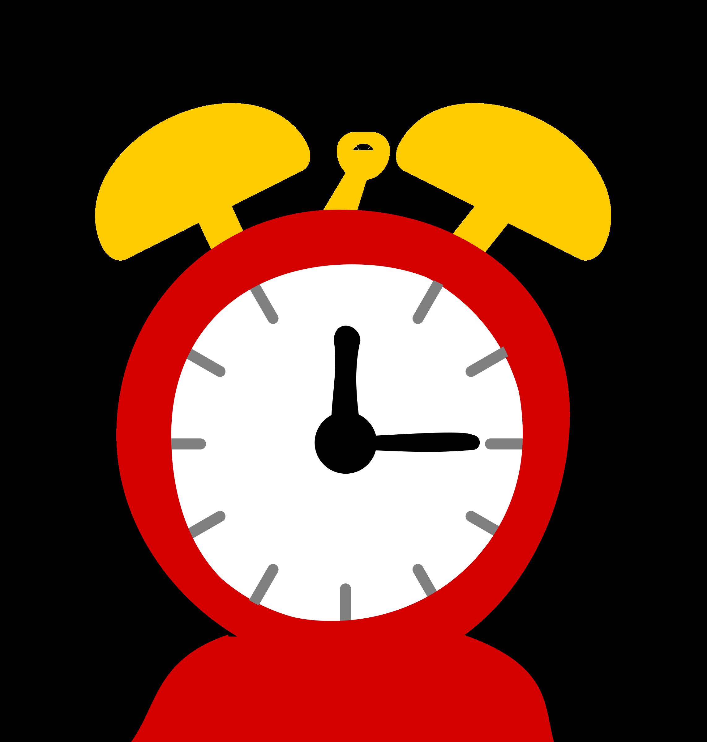 Clipart alarm clock-Clipart alarm clock-14
