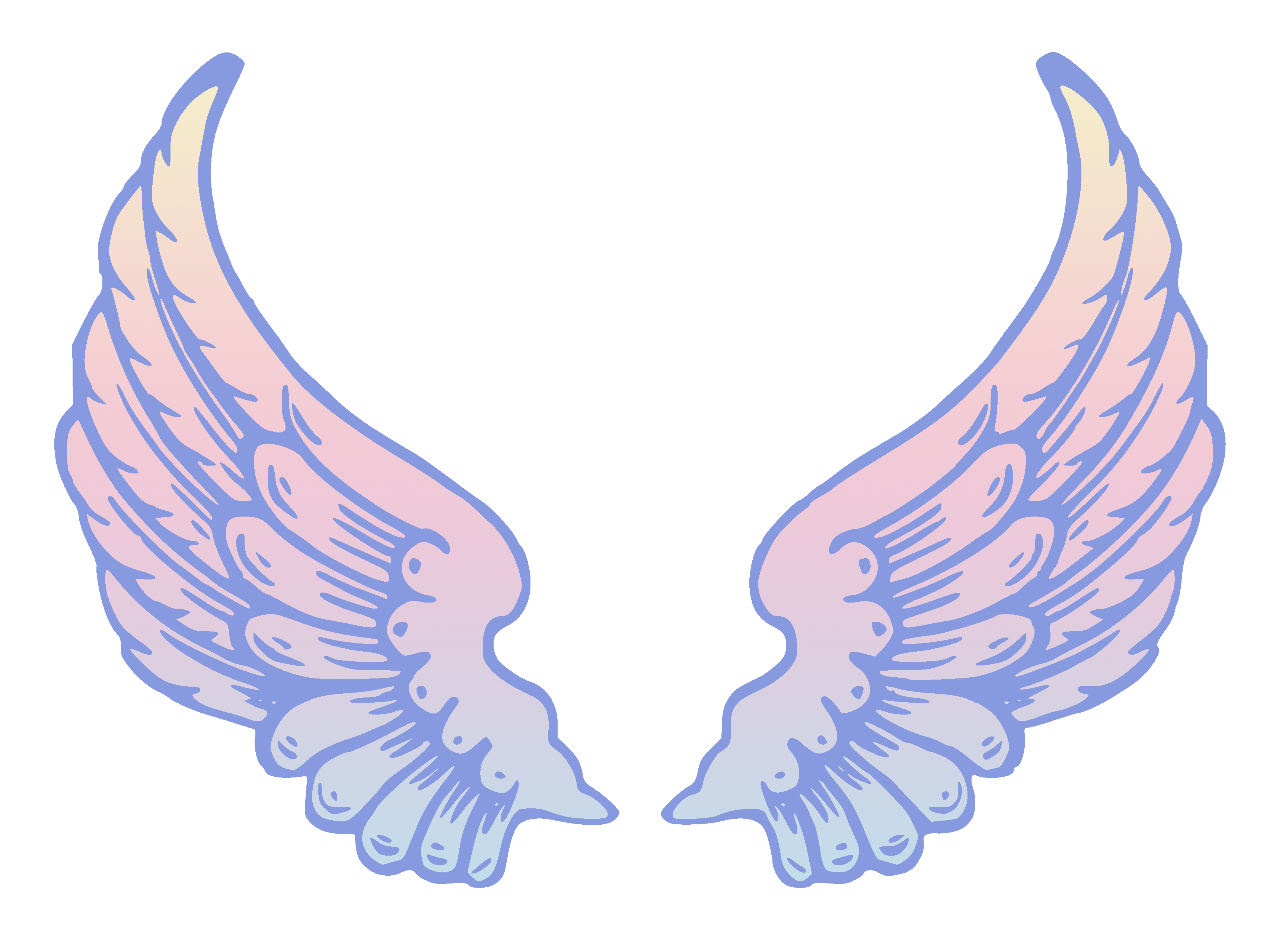 Clipart Angel Wings-clipart angel wings-11