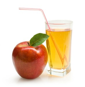 Clipart Apple Juice
