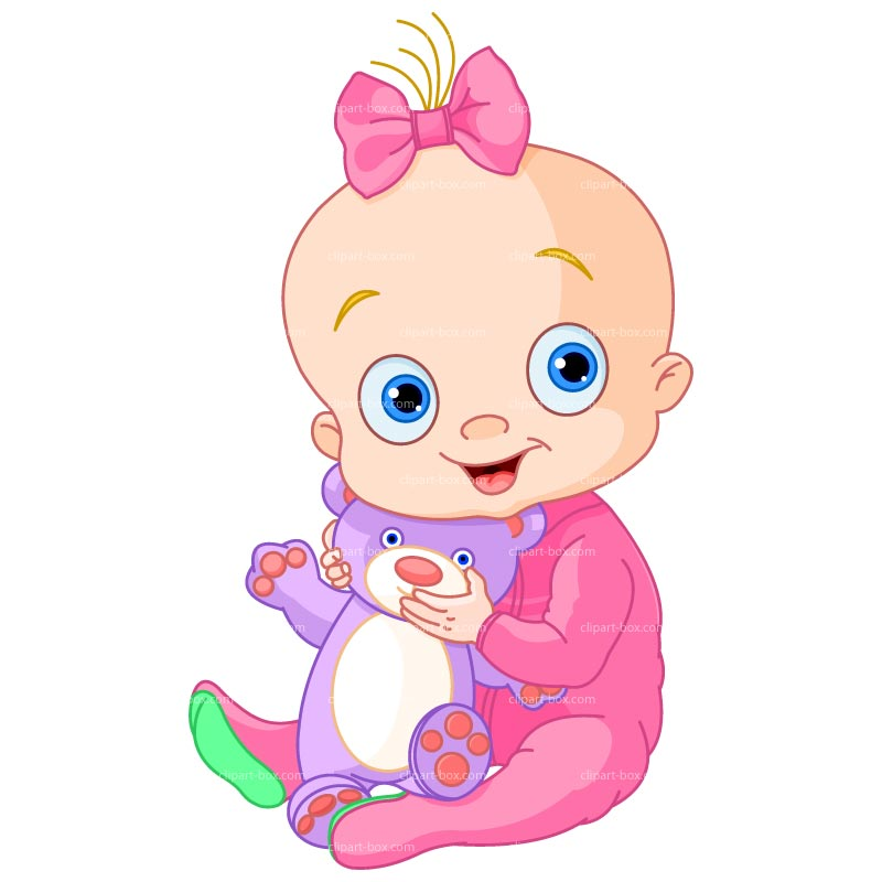Clipart Baby Girl Free Clip .-Clipart baby girl free clip .-8