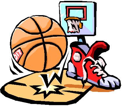 Clipart Basketball-clipart basketball-15